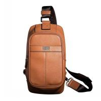 Buy cheap Men's Leaher Casual Sport Waist Pack - Standard from wholesalers