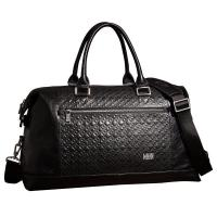 Buy cheap Pabojoe Men's Genuine Leather Duffel Bag For Business or Traval Large Capacity from wholesalers