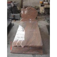 Quality Black granite Tombstones memorial stones memorial statues cemetery headstone wholesale