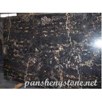Best Italy gold flower Marble Slab wholesale
