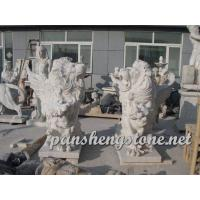 Best marble animal lion statues wholesale