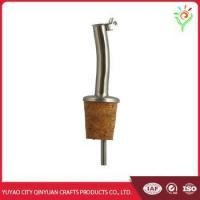 China Hot sale Cork Wine Stopper and Pourer on sale