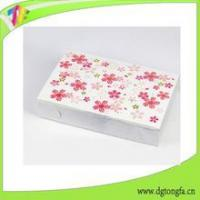 Best Food Grade Paper Cake Box Cheap Price with factory price wholesale