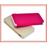 BSCI power bank manufacturer Dual ports Battery power bank 10000mah