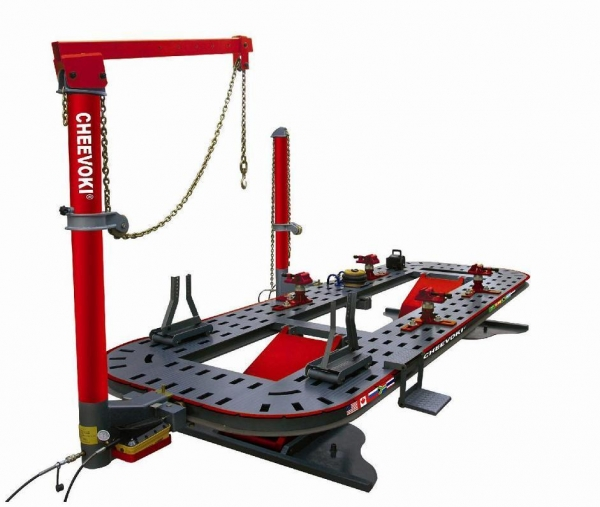 chassis straightening machine for sale