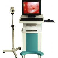 Digital electronic colposcopy