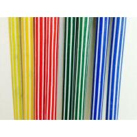 Plastic coated wooden broom handle 900 x 22 mm