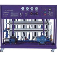Buy cheap 450L/H Reverse Osmosis System Water Treatment Equipment from wholesalers