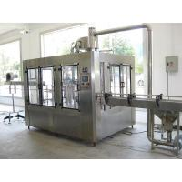 Buy cheap 10000 Bph Pet Bottle Water Filling Machine / Bottled Water Filling Machine / Water Bottling Machine from wholesalers
