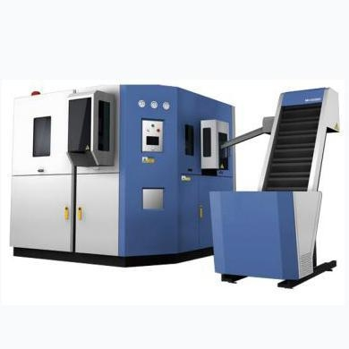 China Full Automatic Blow Molding Machine for Pet Plastic Bottle