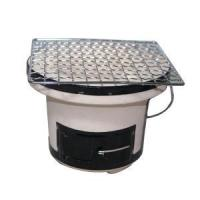 Buy cheap BBQ TOPQ Japanese Tabletop Mini Ceramic Smoker Grill from wholesalers