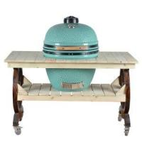 Buy cheap BBQ Old Wooden Grill Table from wholesalers