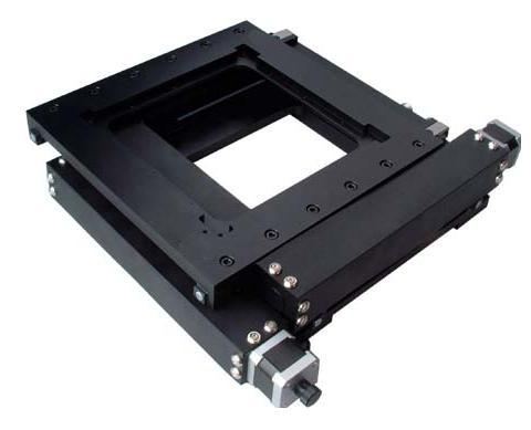 Details Of Motorized Xy Linear Stages Travel Range For