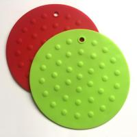 Best round silicone hot mat wholesale