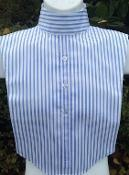 Buy cheap Ready to Ship(70) #RSPS1021 Cornflower Blue and White Pinstripe from wholesalers