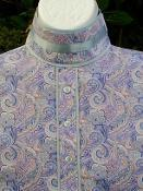 Buy cheap Ready to Ship(70) #RS127RC Baby Blues and Pale Pinks Paisley from wholesalers