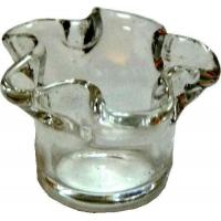 Best Glass Ruffle Bowl BDHB552 wholesale