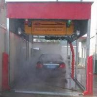 China Fully Automatic Touch Free Car Washing Machine portable car wash on sale