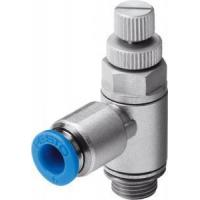 Buy cheap Festo Pneumatic flow control valve from wholesalers
