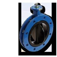 Best Rubber Seat Flange Butterfly Valve wholesale