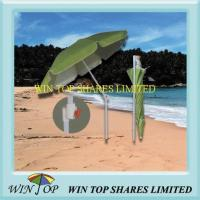 Best Special Plastic Tilt Beach Umbrella for Outdoor wholesale