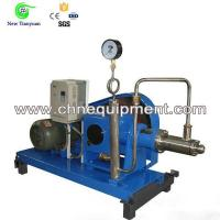 China 10MPa Outlet Pressure Large Flow Range Cryogenic Liquid Pump on sale