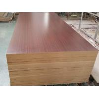 Buy cheap Melamine faced MDF Board from wholesalers