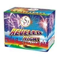Buy cheap Fireworks cakes 1.2 40 shots Reveled Night from wholesalers