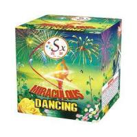 Buy cheap Fireworks cakes 1.2 36s Miraculous Dancing from wholesalers