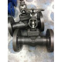 Quality Forged Steel Flanged Gate Valve wholesale