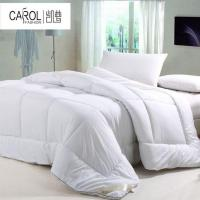 T180 Fabric Stitching Soft Skin Friendly Polyester Filling Duvet
