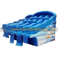 Best Inflatable water slides for rent MHB29 wholesale