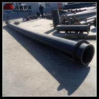 Best Abrasion Resistant Mine Tailings Pipe wholesale