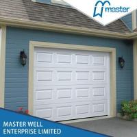 Best Sectional Insulated Garage Door without Finger Protection wholesale