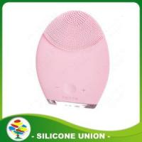 Best Silicone Portable Face Massager Beauty Cleansing Brush wholesale