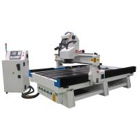 Disc Type Tool Magazine Vacuum Table Syntec Controller Wood Carving ATC CNC Router
