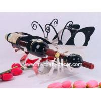 China Fashion Stainless Steel Wine Holder on sale