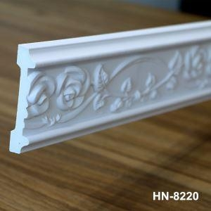 Cheap Fireproof Interior Decoration PU Panel Mouldings for sale