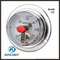 Best Pressure transmitter GXPG liquid filled oil pressure gauge with electric contact wholesale