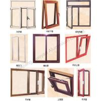 Best aluminium windows for sale Aluminium Door Profile Hinge Butt wholesale