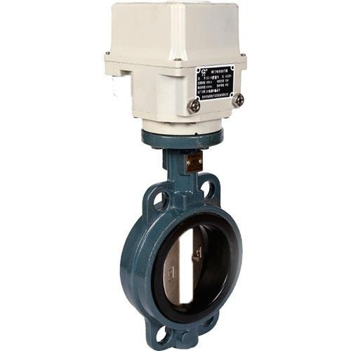 D671x butterfly valve c w pneumatic operator images 16903915 for Motor operated butterfly valve