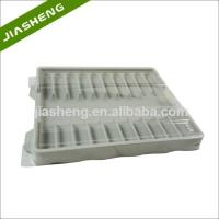 Best Factory price Medical Plastic Tray for medicine bottles with Clear Cover wholesale