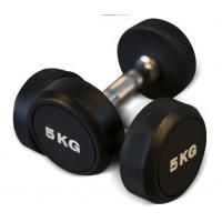 06. Wellness Accessories Rubber coated dumbbell PFT301