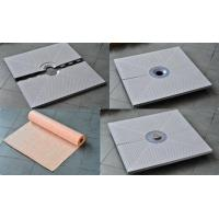 China XPS Tile Backer Board Home Expanded Polystyrene Foam Board With Stainless Steel Shower Lay on sale