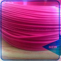 Best 1.5 mm2 Glass fibre braiding silicone rubber high temperature cable wholesale