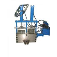 Three Heads Hydraulic Screen Changer Of Extruder