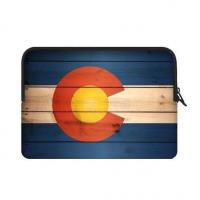 Buy cheap Colorado State Flag Pattern 15.6-Inch(Twin Sides).. from wholesalers