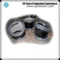Best ISO8179 Double Socket 11.25 Deg Bend Raw Water Use Ductile Iron Pipe Fittings wholesale