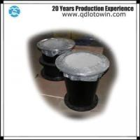 Best ISO8179 Double Flanged Taper with 100% Water Pressure Test Ductile Iron Pipe Fittings wholesale