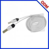 China Fast Charging Micro USB Cable 20AWG-28AWG USB Data Line For Samsung Galaxy on sale